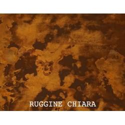 Effetto Ruggine+Reagente