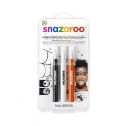 Snazaroo, Brush Pen Halloween Pack