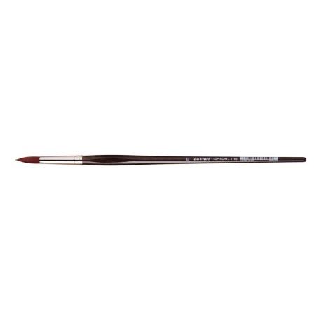 Pennello sintetico tondo Top Acryl S.7785