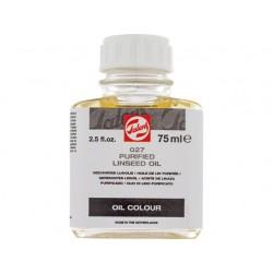 Olio lino purificato Talens 75ml