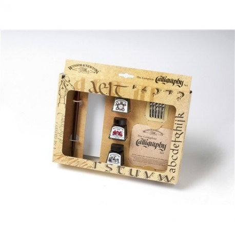 W&N Calligraphy Set