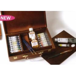 Maimeri Artisti, Cassetta Colori ad Olio + Accessori