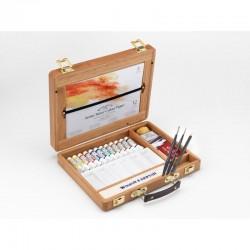 W&N Professional Tubetti, Bamboo Box
