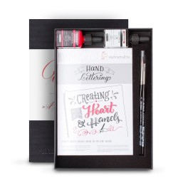 Da Vinci, Brush Lettering Box