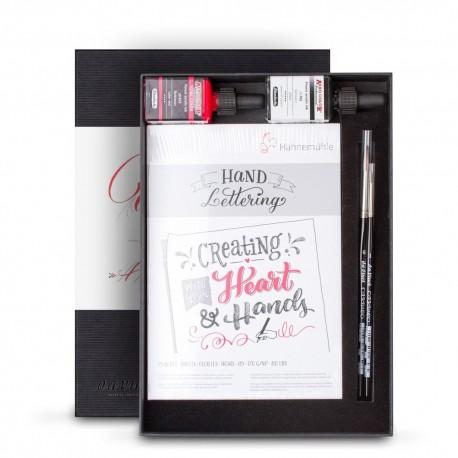 Da Vinci, Brush Lettering Box