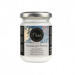 Fleur, Medium per Pouring