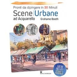 Pronti da Dipingere, Scene Urbane ad Acquarello