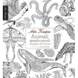 Arte Terapia, Animali Grandi e Piccoli