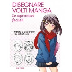 Disegnare Volti Manga