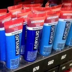 Amsterdam, Acrilico, 20 ml