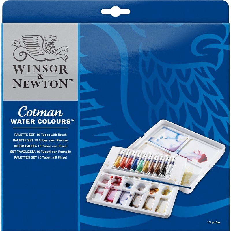Winsor&Newton, Palette Set