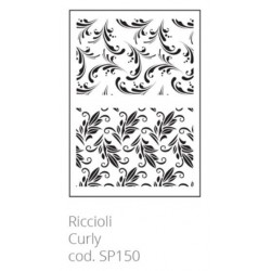 Tommy Art, Stencil Riccioli