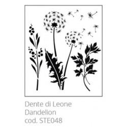 Tommy Art, Stencil Dente di Leone