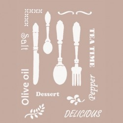 To-Do, Stencil Cucina