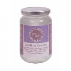 Fleur, Medium Cracklè
