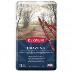 Derwent Drawing, Confezioni in Metallo