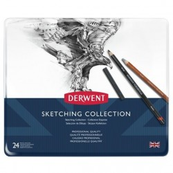 "Conf. Derwent ""Sketching Collection"""